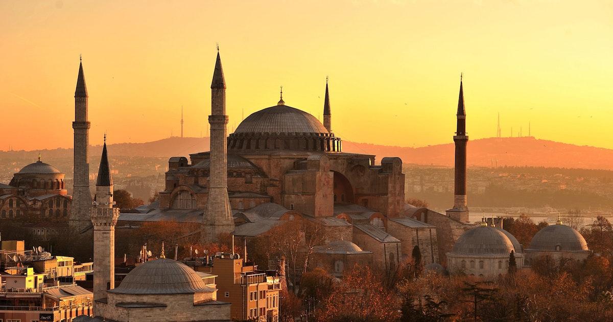 """Unesco-Welterbekomitee """"sehr besorgt"""" über Erhaltungszustand der Hagia Sophia"""