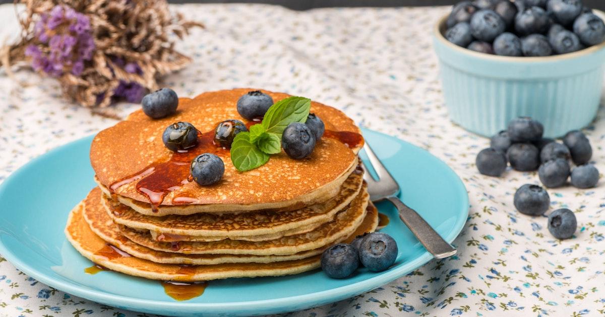 Rezept für Turbo-Pfannkuchen! Das perfekte Sonntags-Frühstück: Diese Pancakes sind leicht und lecker