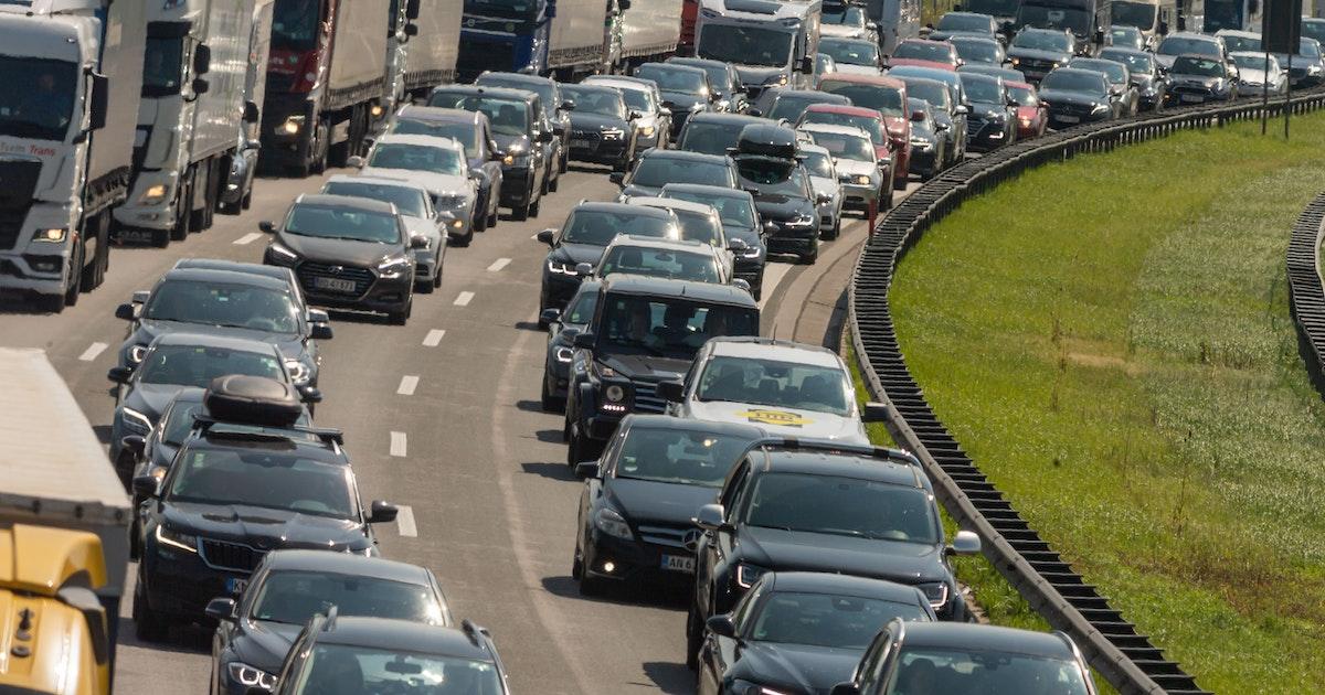 ADAC warnt Autofahrer aus Berlin vor viel Stau am Wochenende