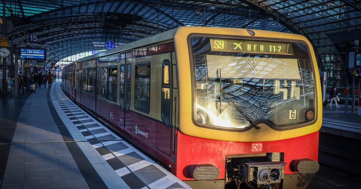89,51 Euro: So teuer kann eine S-Bahnfahrt zum BER-Flughafen werden