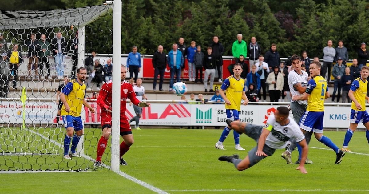 Warum BFC-Kapitän Andreas Pollasch überhaupt bei den Dynamos landete ...