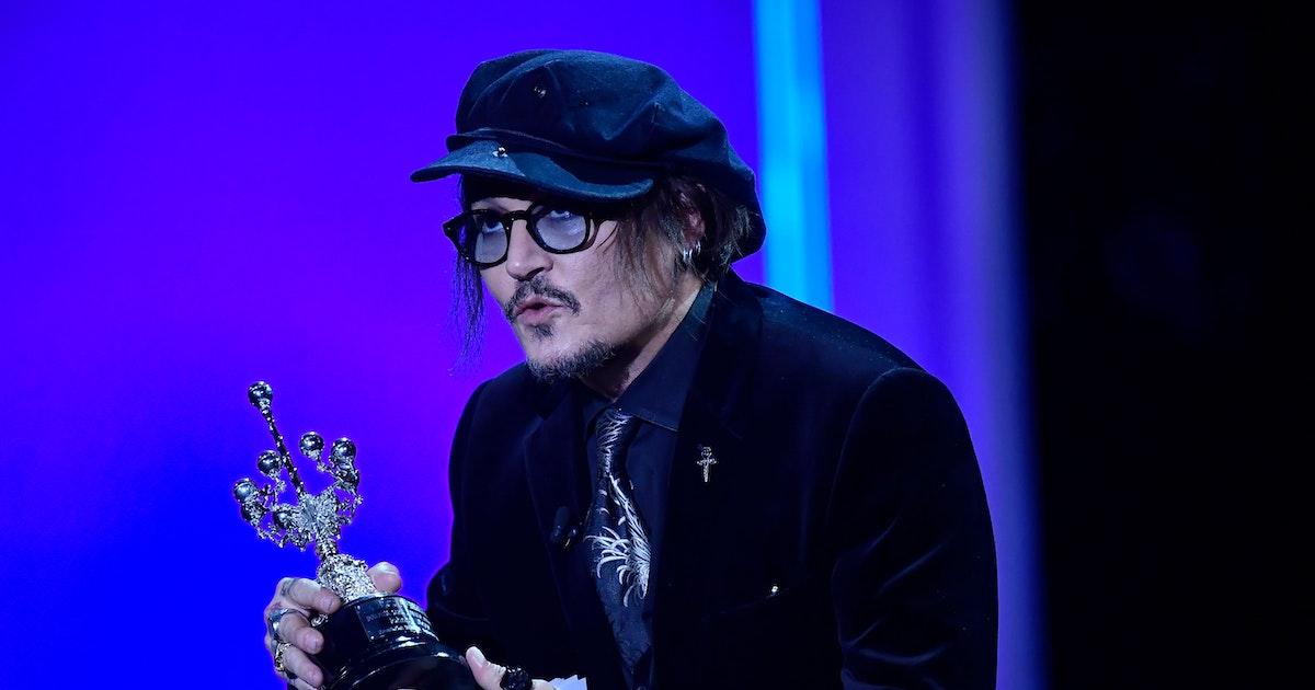 """Johnny Depp: """"Man muss bereit sein, sich nackt zu machen"""""""
