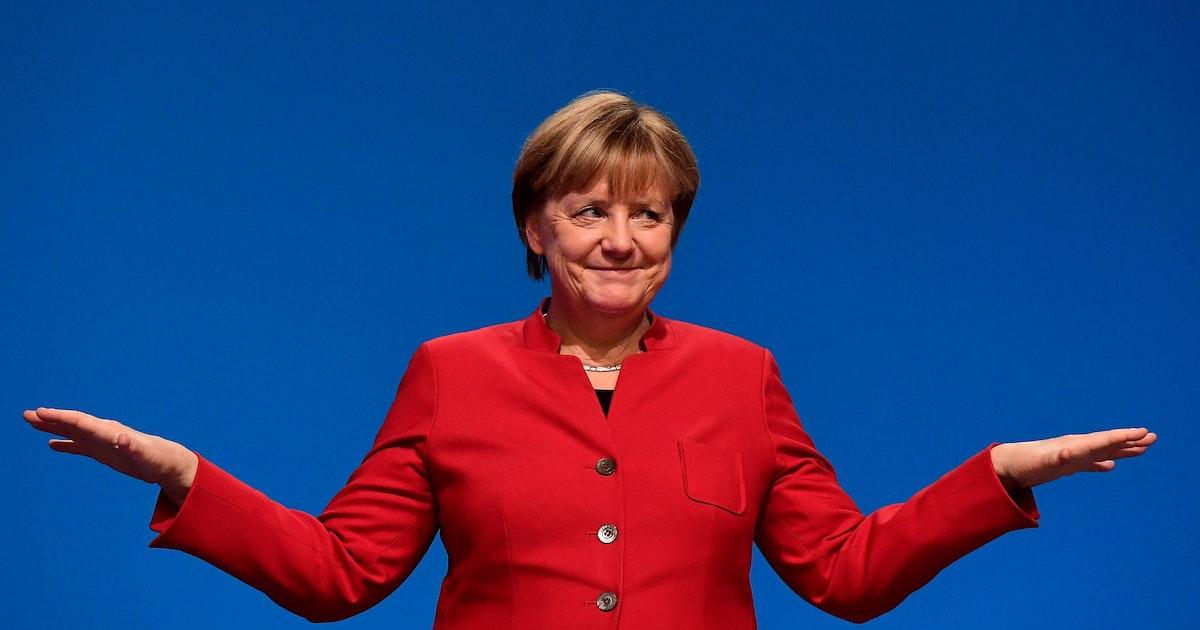 Als Angela Merkel weinte