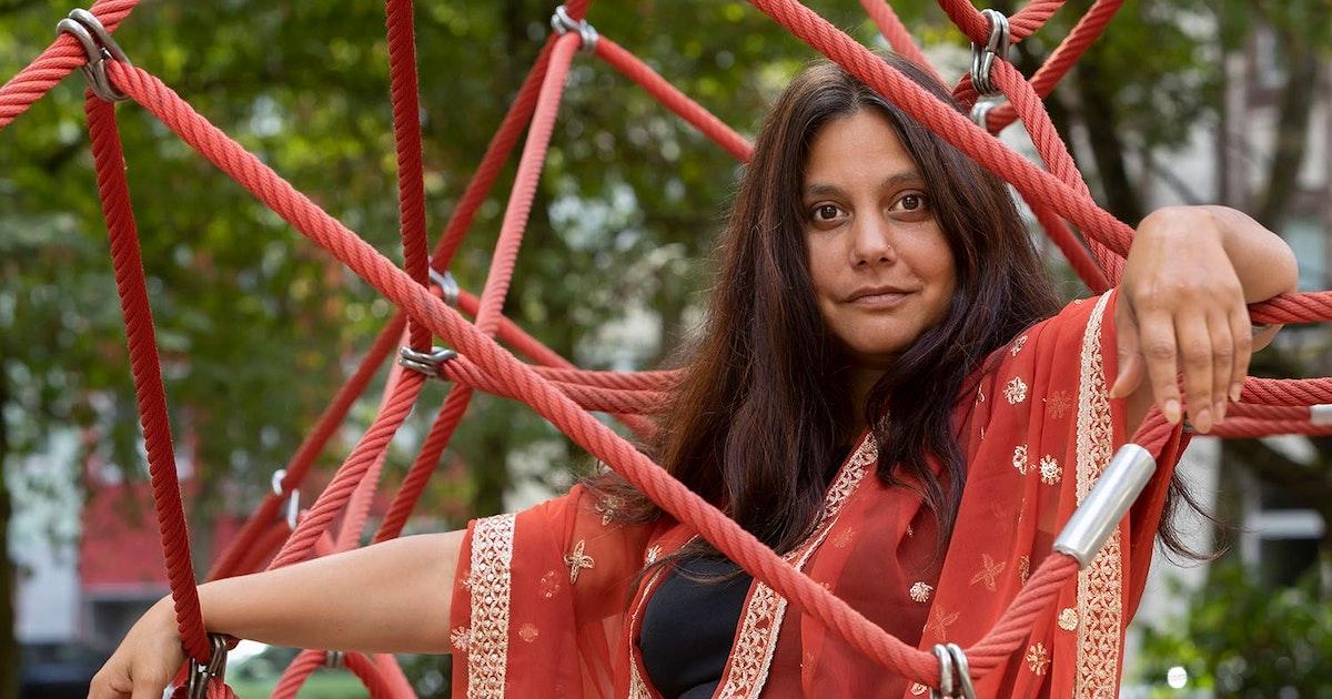 """Mithu Sanyal: """"Frauen gestehen sich ihre Wut oft nicht ein"""""""