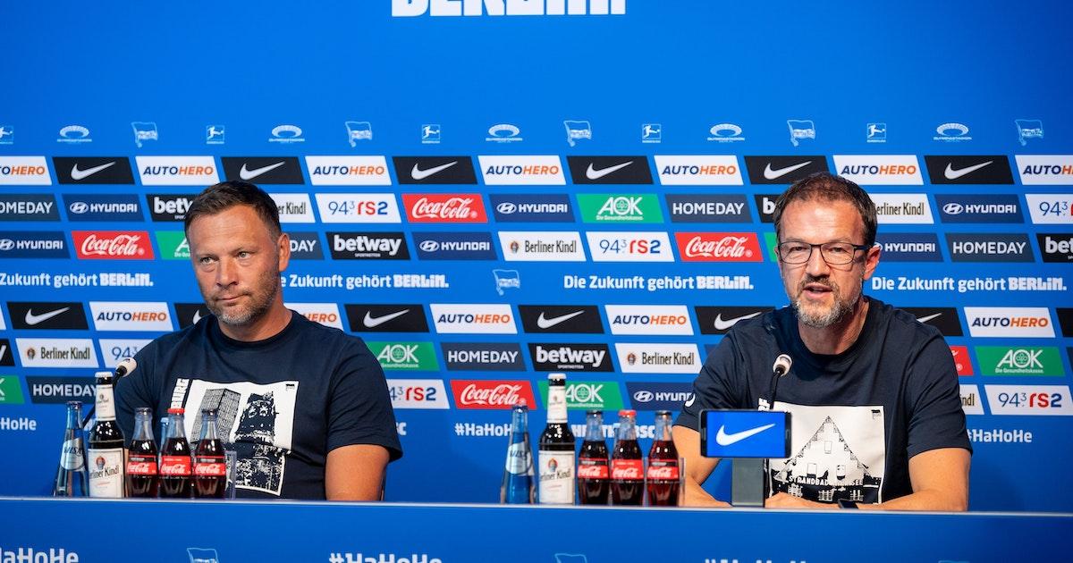Hertha-Boss Fredi Bobic: Pal Dardai darf Trainer bleiben, wenn …