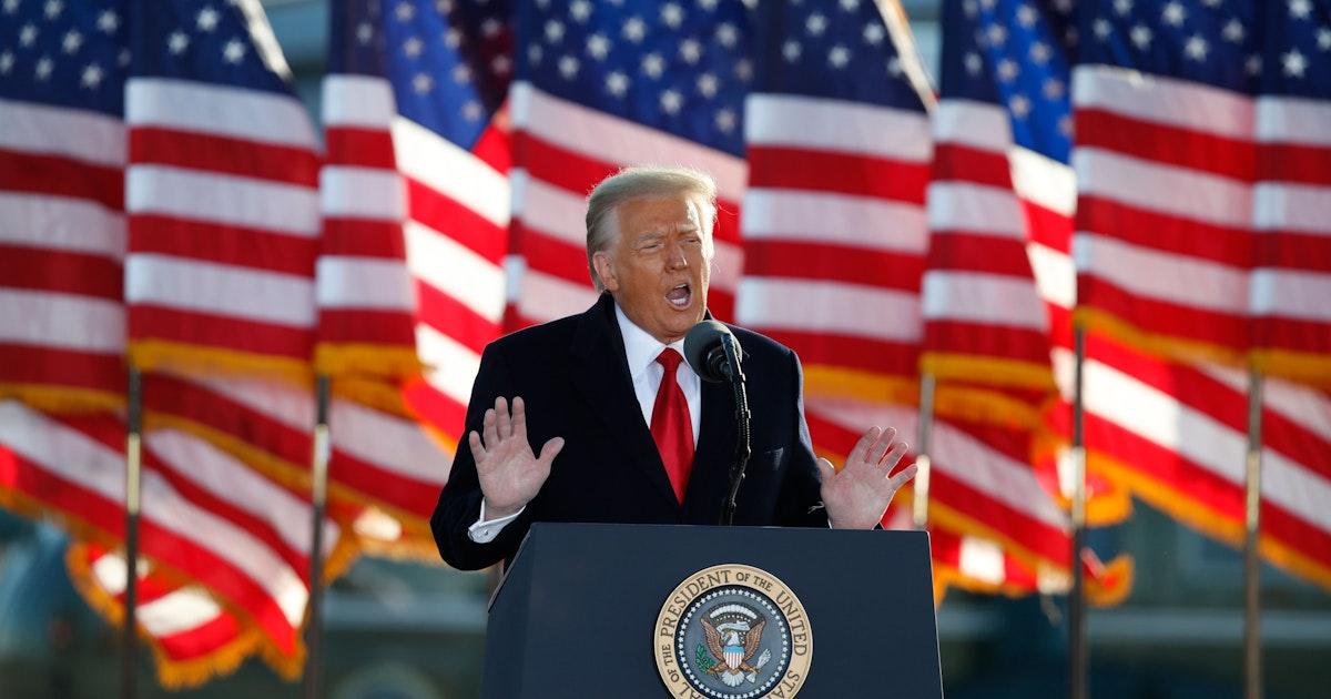 Lobbyismus: Trump macht Vorgabe rückgängig