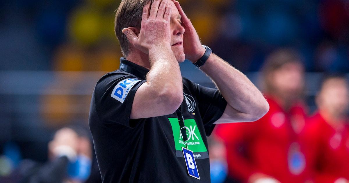 Die deutschen Handballer müssen über sich hinauswachsen...