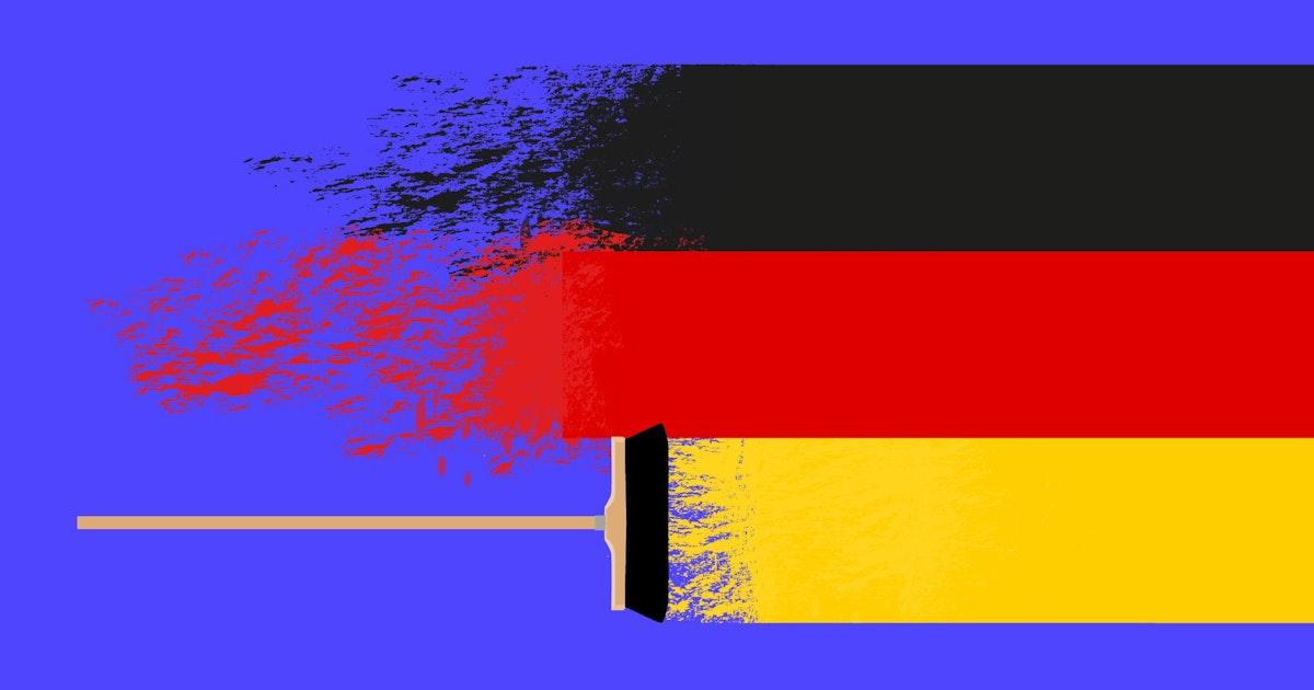 German order is dead? Long live German order!