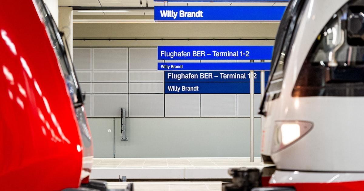 Bahn Berlin: Züge und Bahnsteige passen nicht zueinander