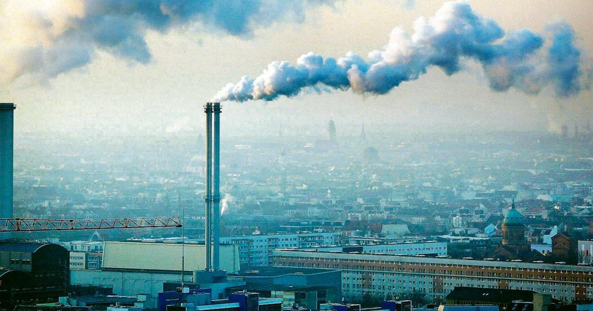 Die Berliner Luft wird immer besser – aber sie ist noch nicht gut genug