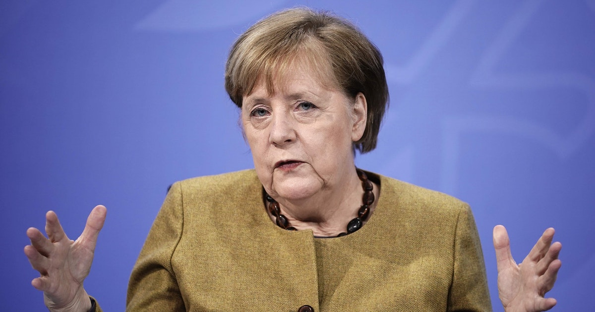 Stellungnahme Merkel Corona