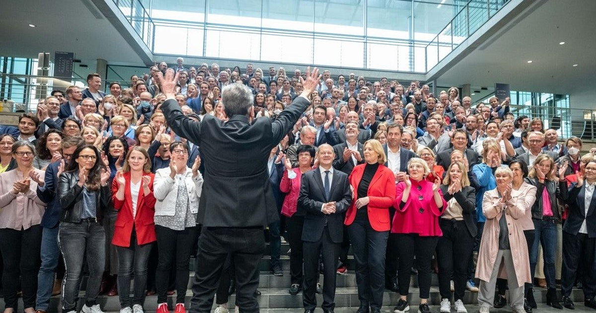 """Nur """"geringfügiger"""" Verstoß? Keine Geldbußen für SPD-Politiker ohne Masken"""