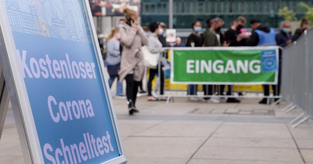 Wer jetzt in Berlin noch einen kostenlosen Corona-Test bekommt