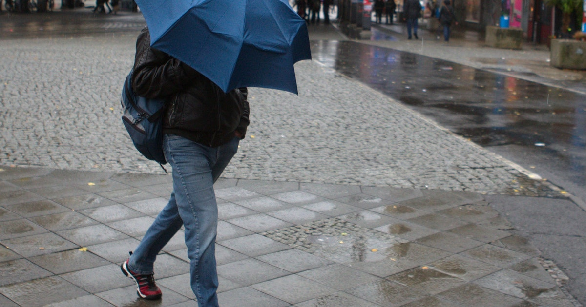 """Wetter: Tief """"Ignatz"""" sorgt für den ersten Sturm im Herbst"""