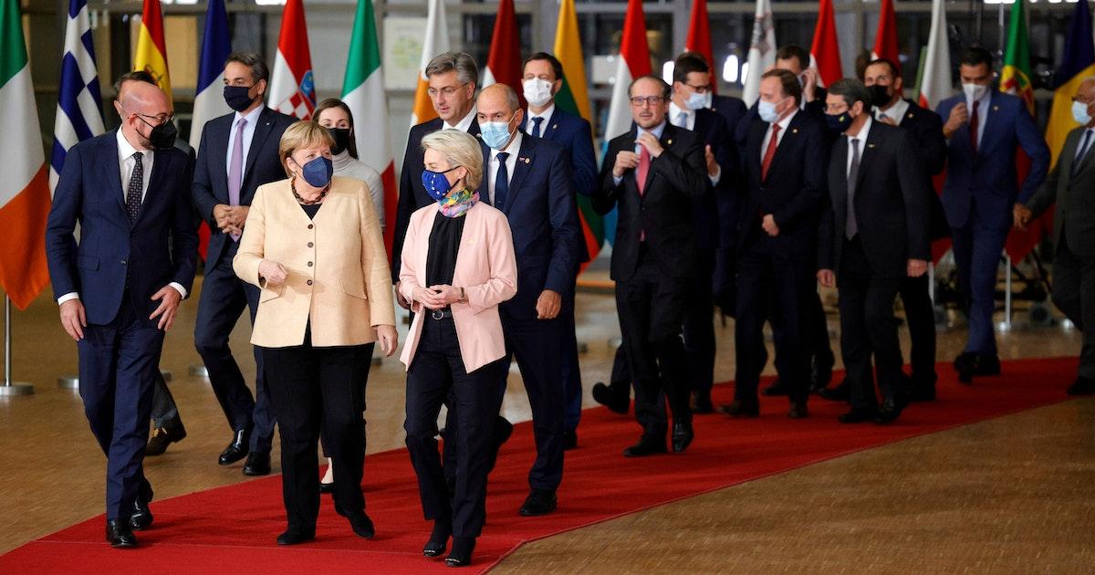"""EU nimmt Abschied von der """"Kompromiss-Maschine"""" Merkel"""