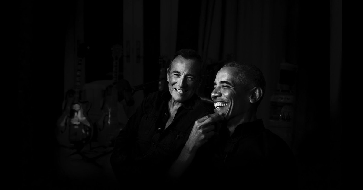 """""""Renegades. Born in the USA"""": Obamas und Springsteens Gespräch zum Nachlesen"""
