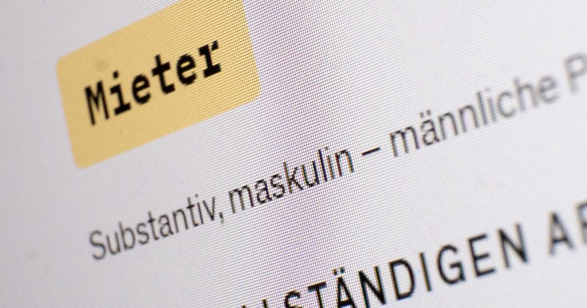 Expertinnen kritisieren Gendersprache des Dudens - Berliner Zeitung