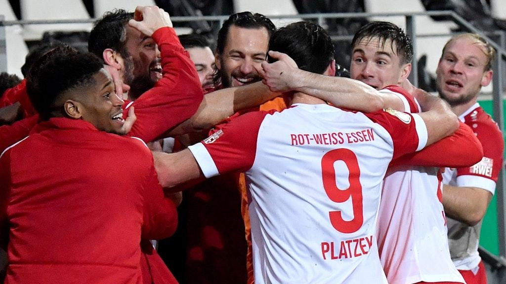 Rot Weiss Essen Pokal