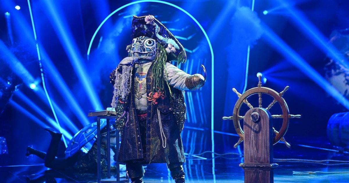 """""""The Masked Singer"""": Falsche Spur enttarnt! Dieser Star im Schildkröten-Kostüm will alle aufs Glatteis führen - Berliner Kurier"""