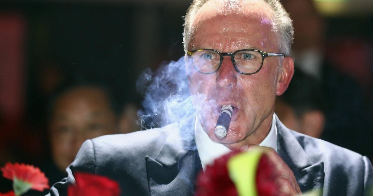 Bayern-Boss Rummenigge hat einen Brandenburger unter Verdacht - Berliner Zeitung