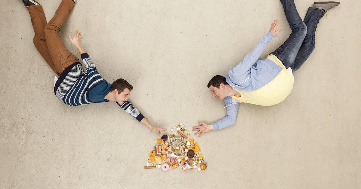 Übergewicht in der Pandemie: Wie ernähre ich mich jetzt ...
