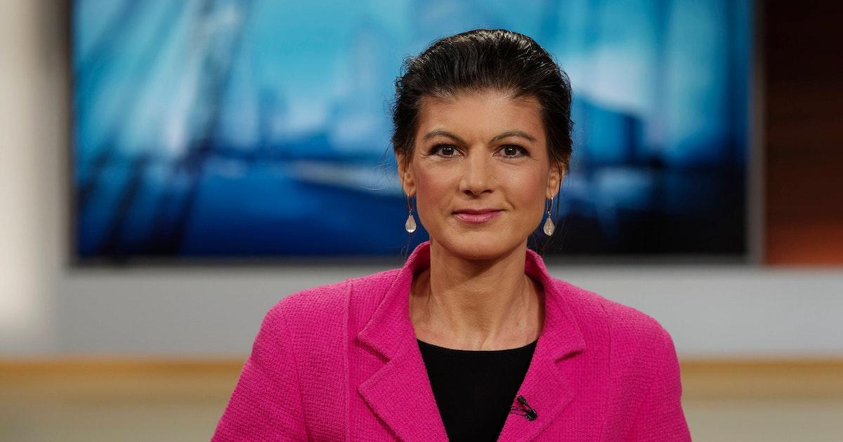 Sahra Wagenknecht Sport