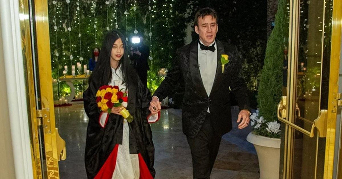 Hollywood-Star Nicolas Cage hat geheiratet – zum fünften Mal! - Berliner Kurier
