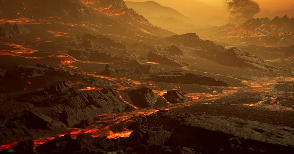 Glühend heiße Super-Erde: Neuer Planet in kosmischer Nachbarschaft entdeckt - Berliner Zeitung