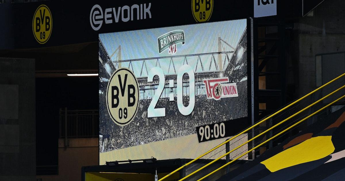 Unions Pleite in Dortmund schmerzt, tut aber nicht wirklich weh