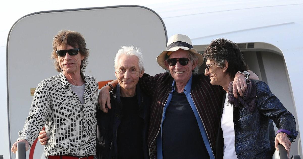 Rolling Stones: Sensationelle Studio-Aufnahmen aufgetaucht!