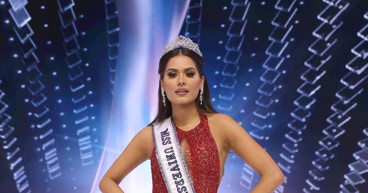 Miss Universe: bikiniknapper Kampf für Frauenrechte und Myanmar-Protest