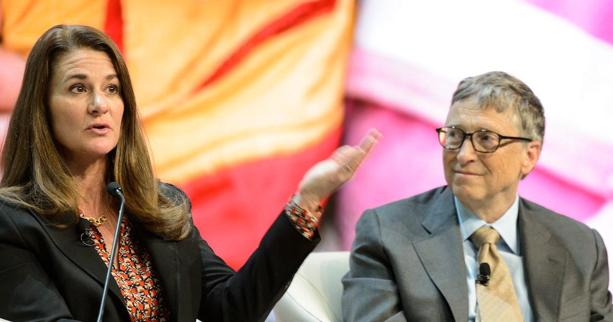 Microsoft-Gründer Bill Gates und seine Frau Melinda lassen sich scheiden