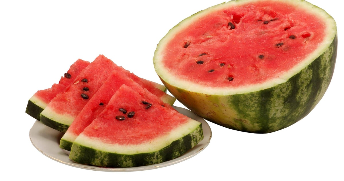 Was sich aus Wassermelonenkernen machen lässt