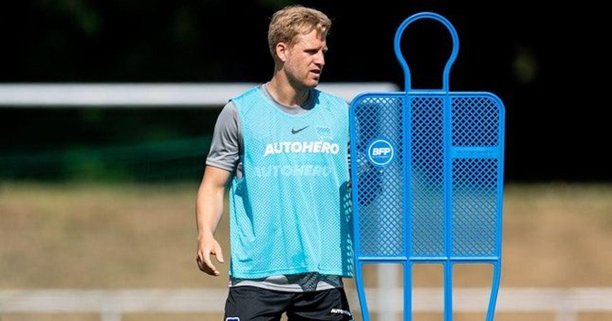 Arne Maiers Olympia-Teilnahme bereitet Hertha-Trainer Pal Dardai Bauchschmerzen